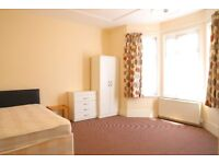 DOUBLE ROOMS - HOUSE SHARE - BILLS INC - OFF SOUTHALL BROADWAY.