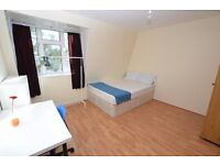 Huge Double Rooms Close to Aldgate East
