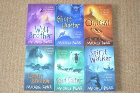 Children's reading books - kid's first readers (1) - animals Michelle Paver