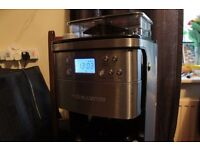 Andrew James Programmable Filter Coffee Maker