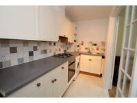 characteristic two bedroom apartment within a detached house in Finsbury park
