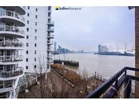 Views over the O2, Private Balcony and plenty of space. Walking distance to Canary Wharf. Call now!