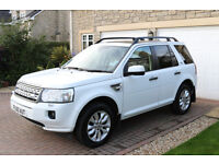 2010 Landrover Freelander 2 HSE SD4 190hp Excellent Condition