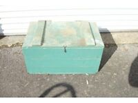 Army ammunition Box - Tool Box