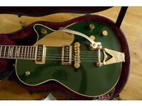 Gretsch G6128 TCG Duo Jet Dynasonic - Japan 2004 Cadillac Green