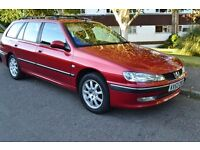 406 2.0HDI Estate, good condition and drives very well