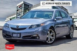 2012 Acura TL SH AWD Elite at No Accident| Blind Spot| Bluetooth