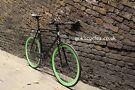 Special Offer GOKU CYCLES Steel Frame Single speed road bike TRACK bike fixed gear fixie bike  A0