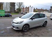 LHD 2014 RENAULT SCENIC 1.6 DCI 130bhp left hand drive in london
