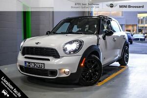 2013 MINI Cooper Countryman Cooper S ALL4 -- XENON -- MAGS NOIRS