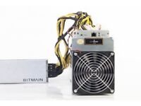 Bitmain Antminer L3+ - Available for Collection Now!