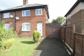 3 bedroom semi-detached house with garden and drive