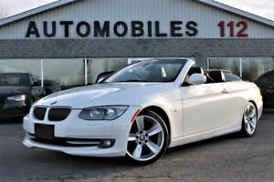 2011 BMW 3 Series 328i Convertible Sport Pack