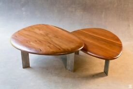 designer hand made coffee table