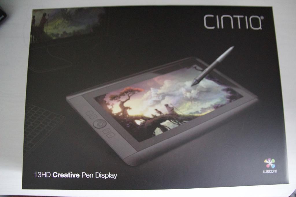 NEW Wacom Cintiq 13HD Creative Pen Display   in Hindley