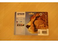 Epson Ink T0715 Multipack, T0711, T0712, T0713, T0714