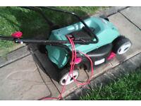 Bosch Rotak 34R lawnmower for sale