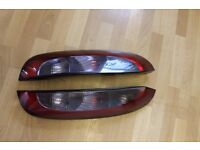 Vauxhall Corsa C (2000-06) Rear Lights (bulbs included)