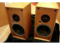 Celestion County hi fi monitor speakers ,vintage audiophile qualty