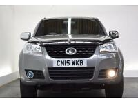 GREAT WALL STEED 2.0 TD SE 4X4 DCB [NO VAT] 1d 137 BHP (grey) 2015