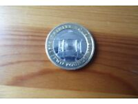 trinity house £2 pound coin
