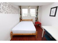 **DOUBLE ROOM IN BETHNAL GREEN BY THE STATION! NO FEES APPLIED! ALL INCLUDED!