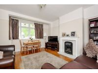 CAN - A stunning and spacious ground floor period conversion flat to rent in Raynes Park