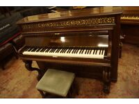 Stunning art case Erard upright 1870's piano - Delivery available UK, Europe & World wide