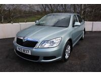 09 SKODA OCTAVIA 1.4 TSI SE 5DR HATCHBACK ++ FULL YEARS MOT , 40 MPG & INS GP 8 ++