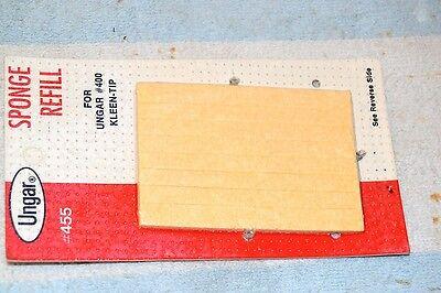 Ungar New Nip 455 Kleen-tip Sponge Refill Soldering Iron Cleaner