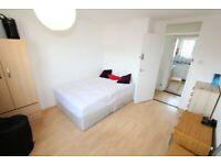 🆕DOUBLE ROOM SINGLE USE IN WEST HAM/ PLAISTOW ALL INCLUDED -ZERO DEPOSIT APPLY- #17 Meredith