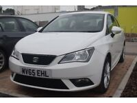 SEAT Ibiza 1.4 16v Toca SportCoupe3dr, 1 year warranty, FSH, GPS, very good condition
