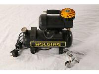 Small Black Compressor