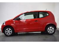 VOLKSWAGEN UP 1.0 TAKE UP 3d 59 BHP (red) 2014
