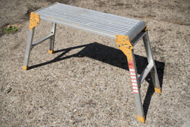 'ProDec' 825mm Aluminium Workstand 'hop up'