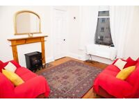 Bright one bedroom furnished flat on McDonald Road