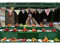 Events volunteer - Apple Day Kentish Town City Farm 29/10/17