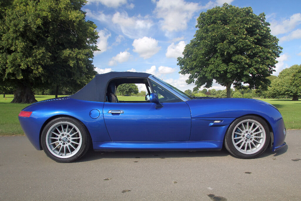 Bertini Gt25 Kit Car Based On Bmw Z3 3 0i In