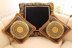 Gianni Versace Cushions - Genuine - Starting from £210