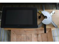 WACOM Cintiq 22HD Black - excellent condition