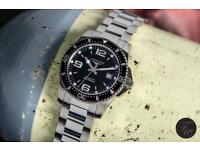 Longines conquest or hydroconquest