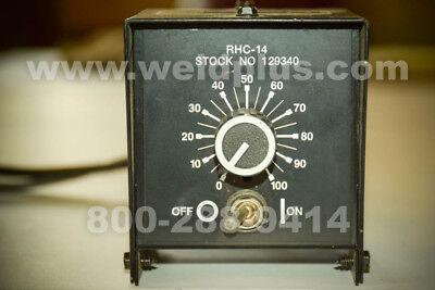 Miller Rhc-14 Foot Control