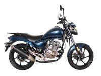 NEW ZONTES MANTIS 125CC, OWN FOR £7.52 PER WEEK, 0141 849 1718, CUSTOM CRUISER.