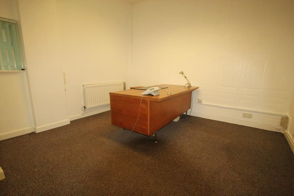 Large office desk. Drawers both sides. Very solid.