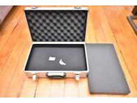 *NEW* Aluminium Camera Case/Flight Case - sturdy, lightweight with padded foam
