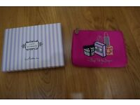 Lulu Guinness Pink Purse RRP £75 Comes With Box