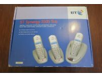 BT Synergy Cordless Telephone (3 handsets)