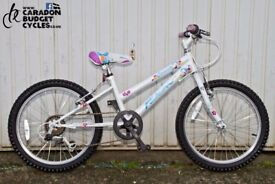 "Falcon Cosmic 20"" Girls Bike"