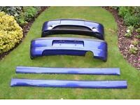 Mk5 ford fiesta zetec s body kit