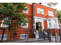 2 weeks security deposit, no admin fees, bills incl, modern studio, 5 mins walk to Hammersmith tube